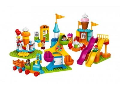 LEGO 10840 - Большая ярмарка