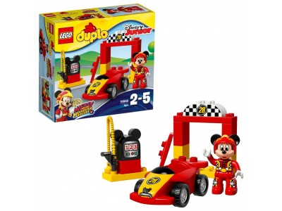LEGO 10843 - Гонщик Микки