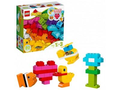 LEGO 10848 - Мои первые кубики