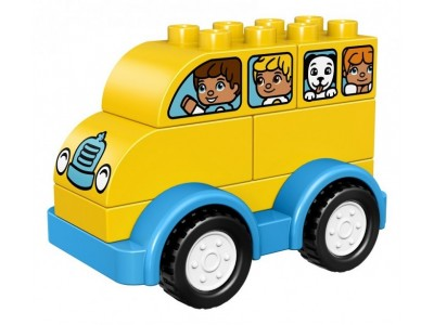 LEGO 10851 - Мой первый автобус