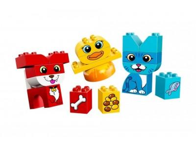 LEGO 10858 - Мои первые домашние животные