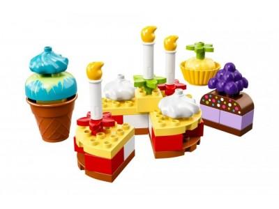 LEGO 10862 - Мой первый праздник