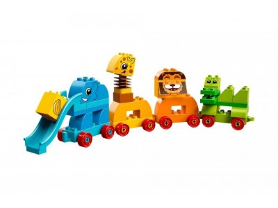 LEGO 10863 - Мой первый парад животных