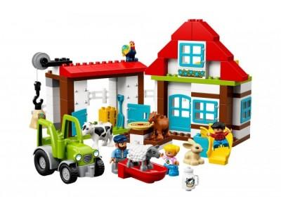 LEGO 10869 - День на ферме