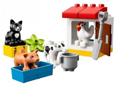 LEGO 10870 - Ферма: домашние животные