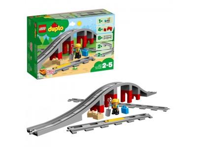 LEGO 10872 - Железнодорожный мост