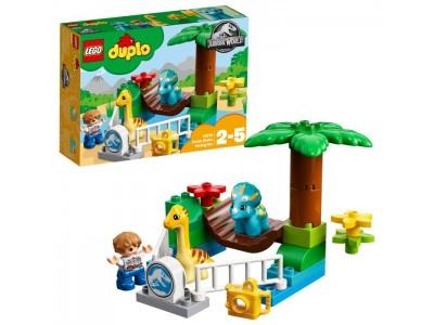 LEGO 10879 - Парк динозавров