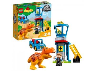 LEGO 10880 - Башня Ти Рекса