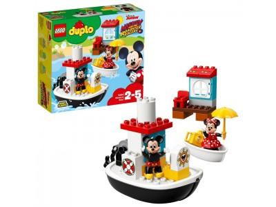 LEGO 10881 - Катер Микки