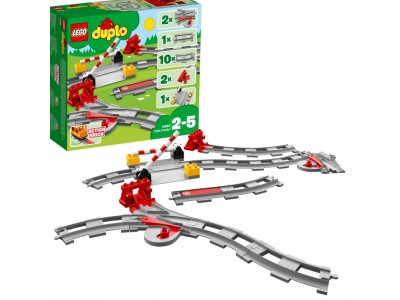 LEGO 10882 - Рельсы
