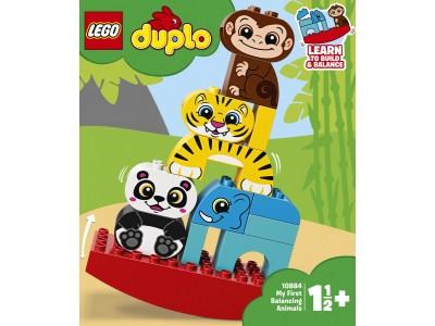LEGO 10884 - Мои первые цирковые животные