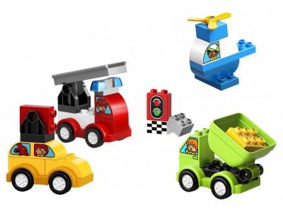 LEGO 10886 - Мои первые машинки