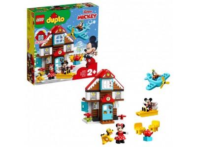 LEGO 10889 - Летний домик Микки