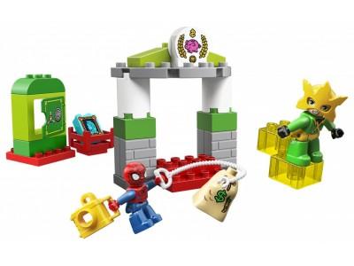 LEGO 10893 - Человек-Паук против Электро