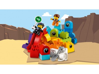LEGO 10895 - Пришельцы с планеты DUPLO