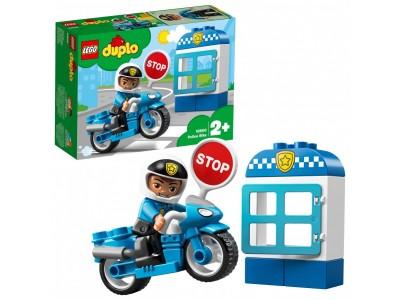 LEGO 10900 - Полицейский мотоцикл