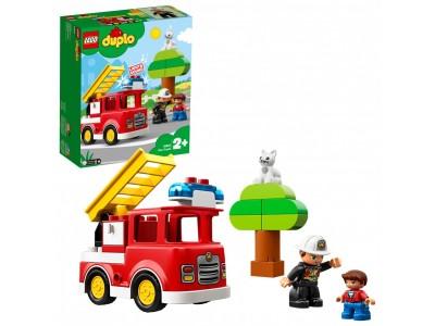 LEGO 10901 - Пожарная машина