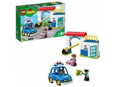 LEGO 10902 - Полицейский участок