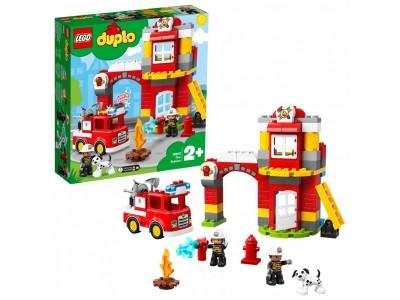 LEGO 10903 - Пожарное депо