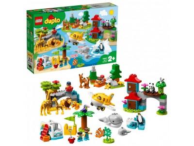 LEGO 10907 - Животные мира