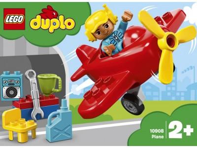 LEGO 10908 - Самолёт