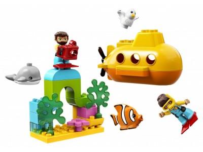 LEGO 10910 - Путешествие субмарины