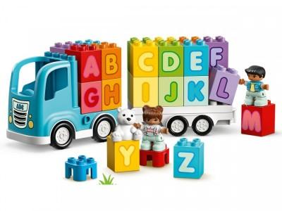LEGO 10915 - Грузовик «Алфавит»