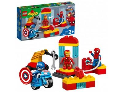 LEGO 10921 - Лаборатория супергероев