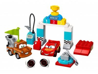 LEGO 10924 - Гонки молнии МакКуина