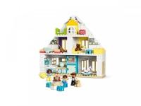 Модульный игрушечный дом