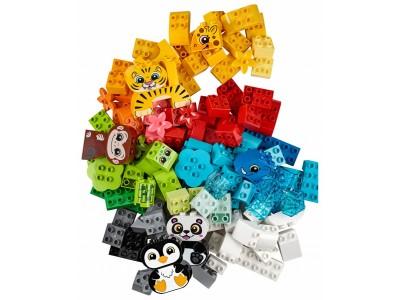 LEGO 10934 - Весёлые зверюшки