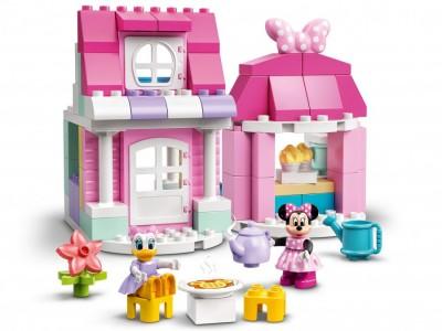 LEGO 10942 - Дом и кафе Минни