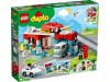 LEGO 10948 - Гараж и автомойка