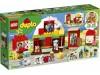 LEGO 10952 - Фермерский трактор, домик и животные