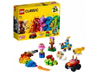 LEGO 11002 - Базовый набор кубиков