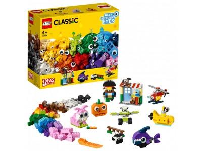 LEGO 11003 - Кубики и глазки