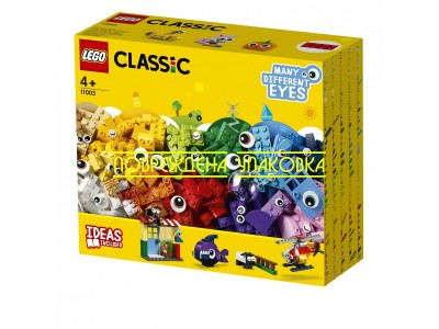 LEGO 11003001 - Кубики и глазки