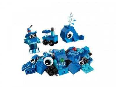 LEGO 11006 - Синий набор для конструирования