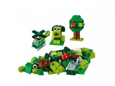 LEGO 11007 - Зелёный набор для конструирования