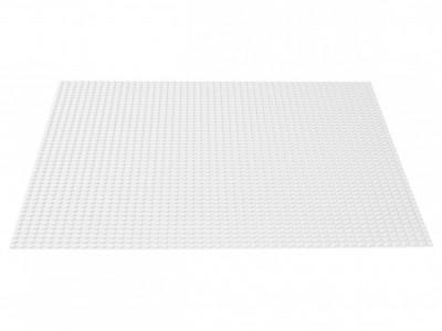 LEGO 11010 - Белая базовая пластина