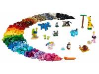 Кубики и зверюшки