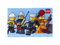 Полотенце Lego City