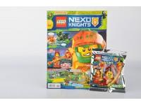 Журнал Nexo Knights №9