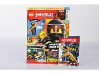 Журнал Ninjago №5
