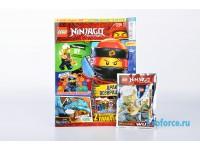 Журнал Ninjago № 1