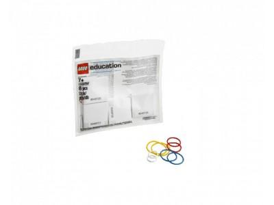 LEGO 2000707 - LE набор с запасными частями «Резиновые кольца и приводы»