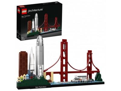 LEGO 21043 - Сан-Франциско