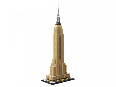 LEGO 21046 - Эмпайр стейт билдинг
