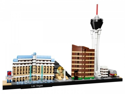 LEGO 21047 - Лас-Вегас