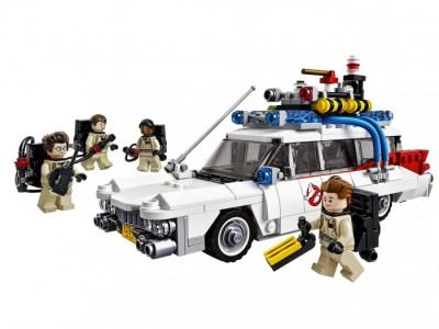 LEGO 21108 - Охотники за привидениями Ecto-1